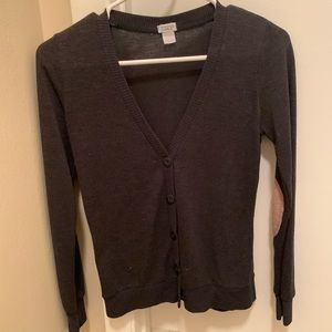 Charming Charlie Cardigan w/ elbow patches